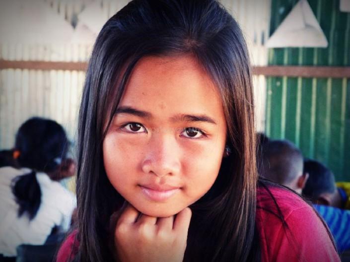 girl face
