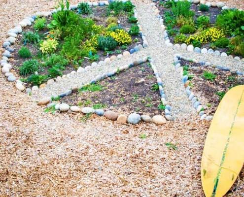 peace garden workaway