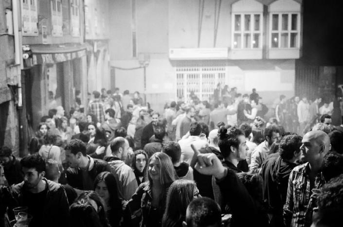 San Juan festival, Santiago