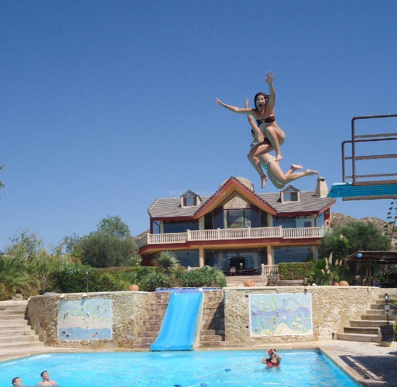 pool jump workawayers
