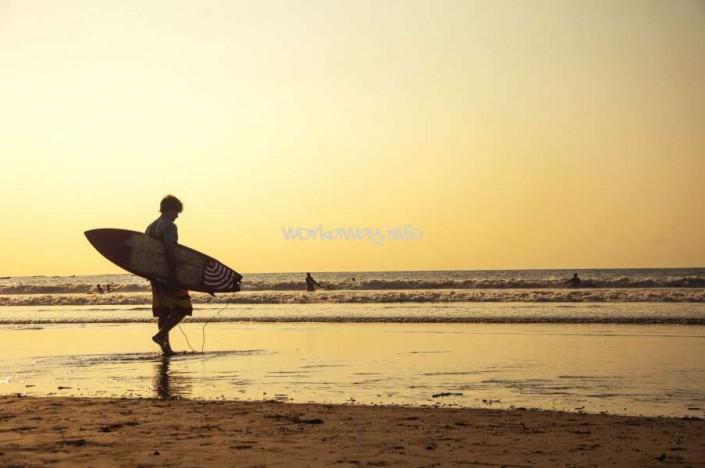 Workaway Surf