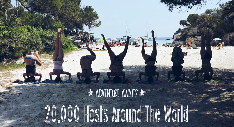 travel free volunteering