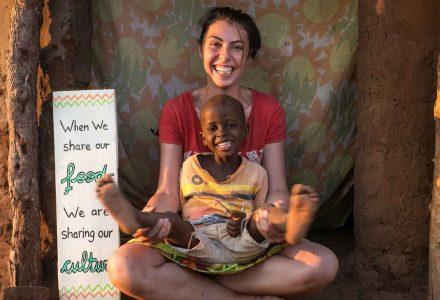 free volunteering host cultural language exchange
