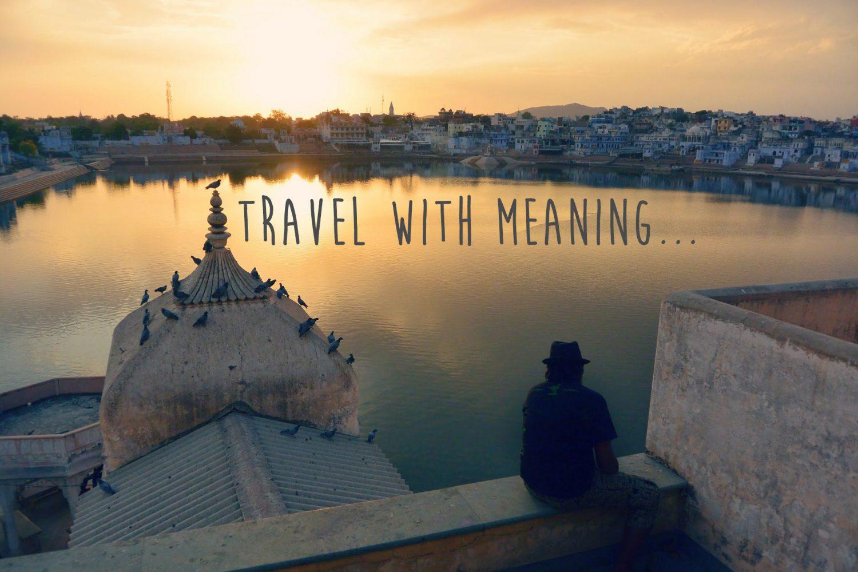 travel meaning free volunteering
